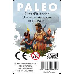 Paleo : Rites d'initiation