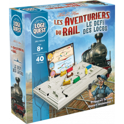 Logiquest : Ticket to Ride