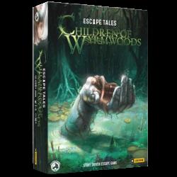 Escape Tales 03 : Children of Wyrmwood