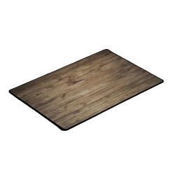 Tapis de jeu : Wood Texture : 60x40 cm