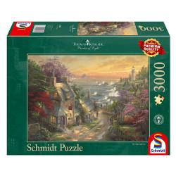 Puzzle : 3000 pièces - Hameau du Phare