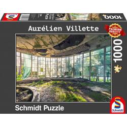 Puzzle : 1000 pièces - Ancien Café en Abkhasie - Villette
