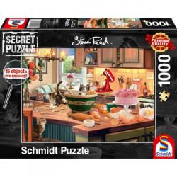 Puzzle : 1000 pièces - La Table de la Cuisine