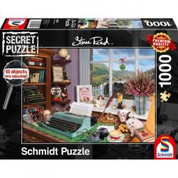 Puzzle : 1000 pièces - Le Bureau
