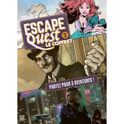 Escape Quest : le coffret - Tomes 4,5 & 6