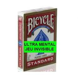 Magie : 54 Cartes Bicycle Ultra Mental