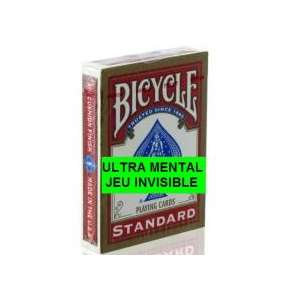 MAGIE : CARTES BICYCLE ULTRA MENTAL