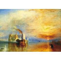 Puzzle Wentworth : 250 pièces - Turner - Le Téméraire
