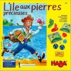 ILE AUX PIERRES PRECIEUSES