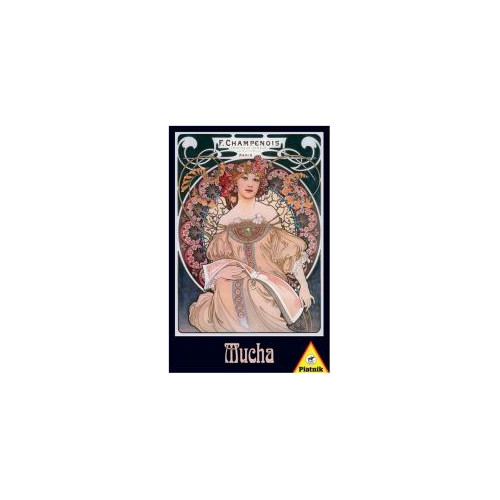 PUZZLE : MUCHA- DREAMS X1000