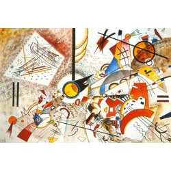PUZZLE : KANDINSKY- BUSTING AQUARELLE x1000