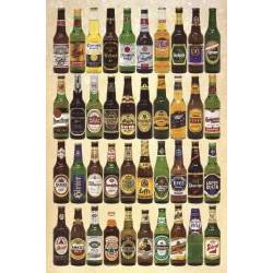 Puzzle : 1000 pièces - Bières