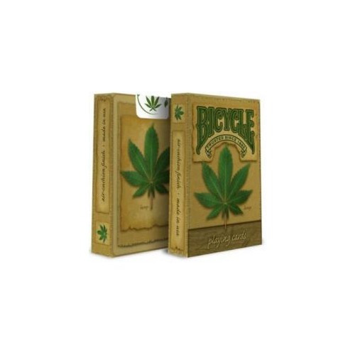 54 Cartes Bicycle Hemp
