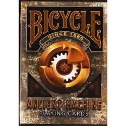 54 Cartes Bicycle Ancient Machine