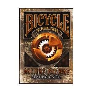 54 Cartes Bicycle Ancient Machine