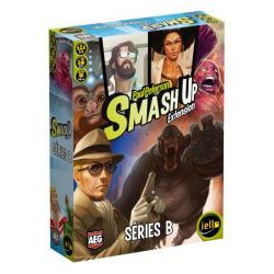 SMASH UP SERIES B