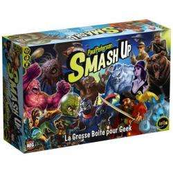Smash Up : La Grosse Boîte à Geek
