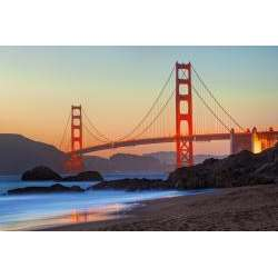 Puzzle : 1000 pièces - Golden Gate Bridge