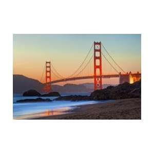 PUZZLE : GOLDEN GATE BRIDGE X 1000
