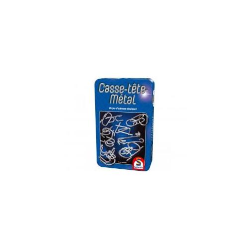 Casse-Tête Boite Métal