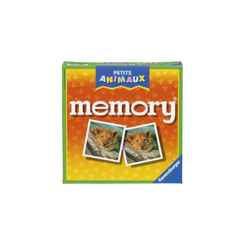 Memory des Petits Animaux
