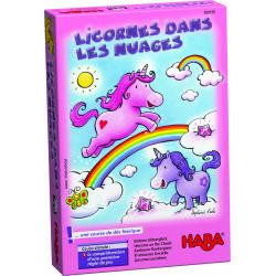 Licorne dans les Nuages
