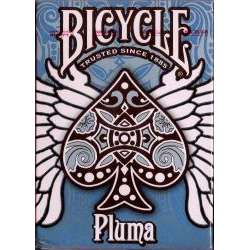 54 Cartes Bicycle Pluma