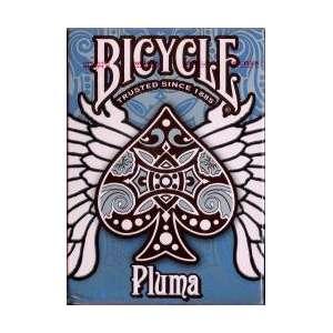 54 Cartes Bicycle Pluma