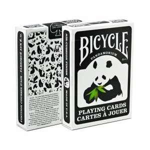 54 Cartes Bicycle Pandamonium