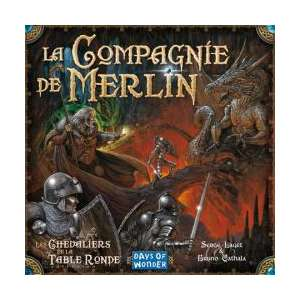 Chevaliers de la Table Ronde : La Compagnie de Merlin