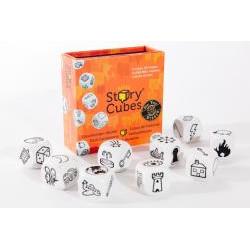 Story Cubes Rouge : Symboles