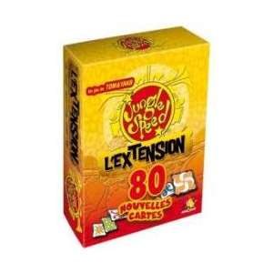 JUNGLE SPEED EXTENSION