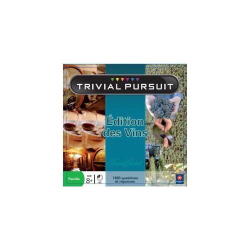 Trivial Pursuit : Vins
