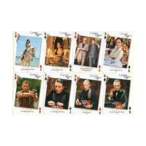 54 Cartes Casino Royale : Coffret Colector de 3 Jeux