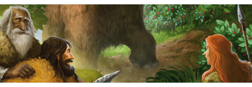 Autres jeux de base carcassonne