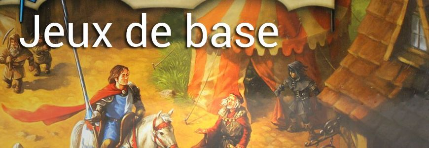 Jeux de base dominion