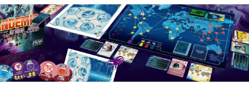 Extensions pandémie